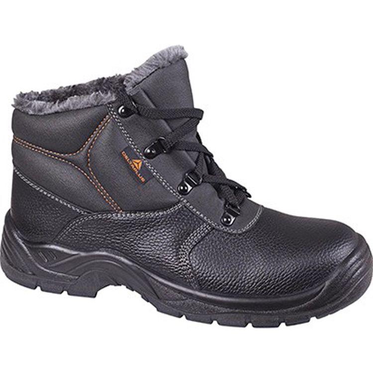 代尔塔301512防寒鞋 劳保棉鞋 代尔塔劳保鞋 高帮冬季保暖
