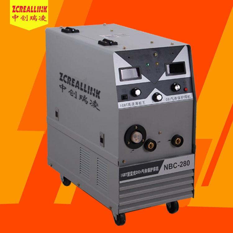 中创瑞凌电焊机280焊机二保焊机380V二氧化碳气体保护焊机