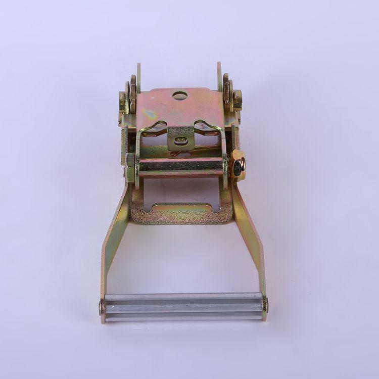 厂家直销 5T钢架 拉紧器配件单卖 集装箱捆绑带拉紧器钢架批发