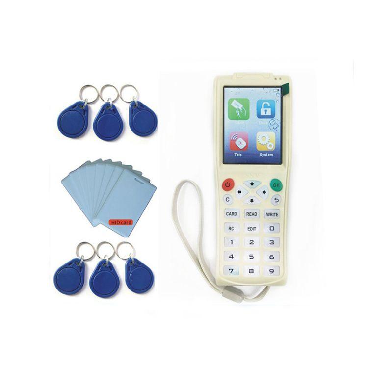 ICOPY3英文版锁匠ID全频率HID卡复制器IC电梯卡全加密拷贝读写器