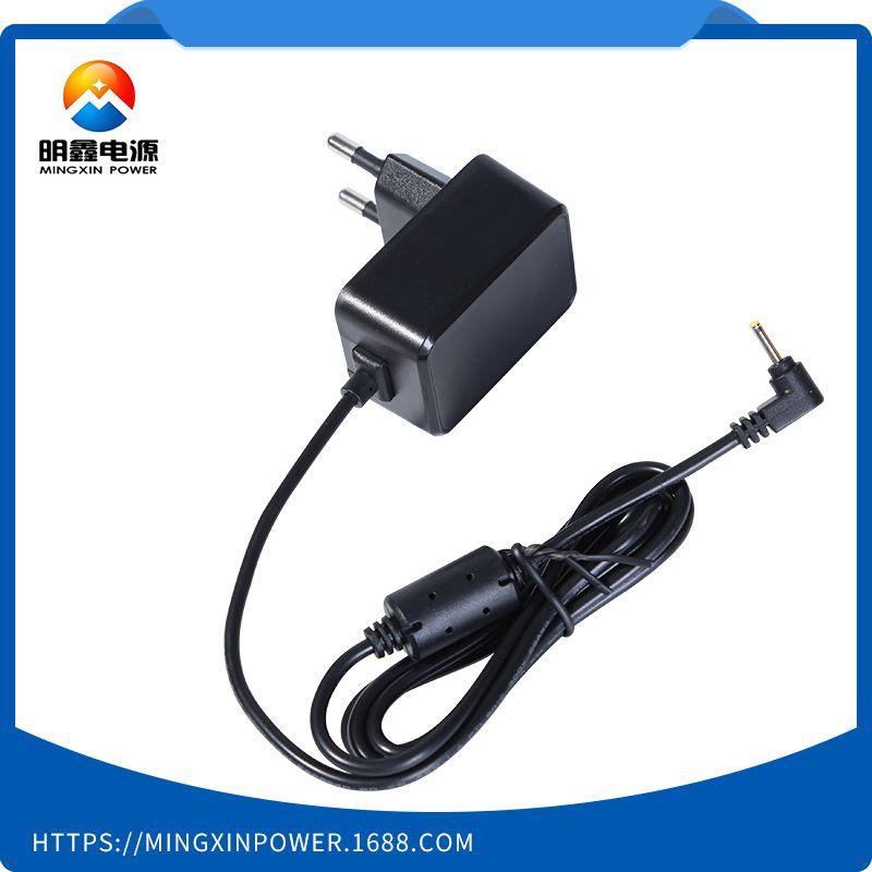 电源适配器 过CE GS CB 认证 ERP6级能效 明鑫电源