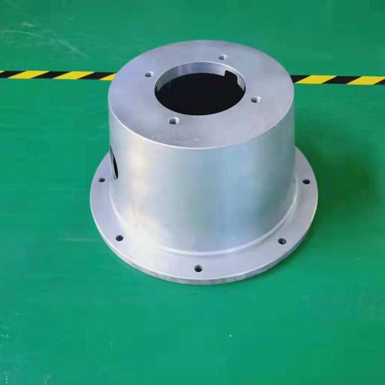 液压元件泵支架泵套 铝合金钟形罩型号齐全