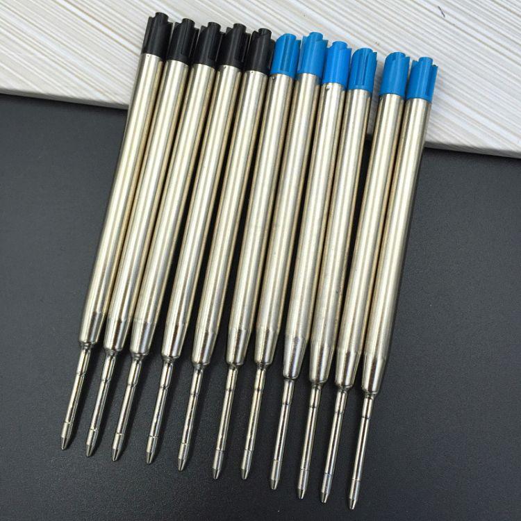 现货批发424圆珠笔芯 大高士金属笔芯 速卖通亚马逊销量笔芯定制