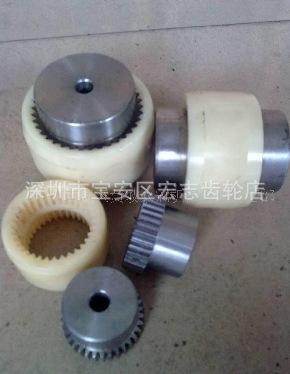 专业供应齿轮联轴器 内齿联轴器 尼龙联轴器