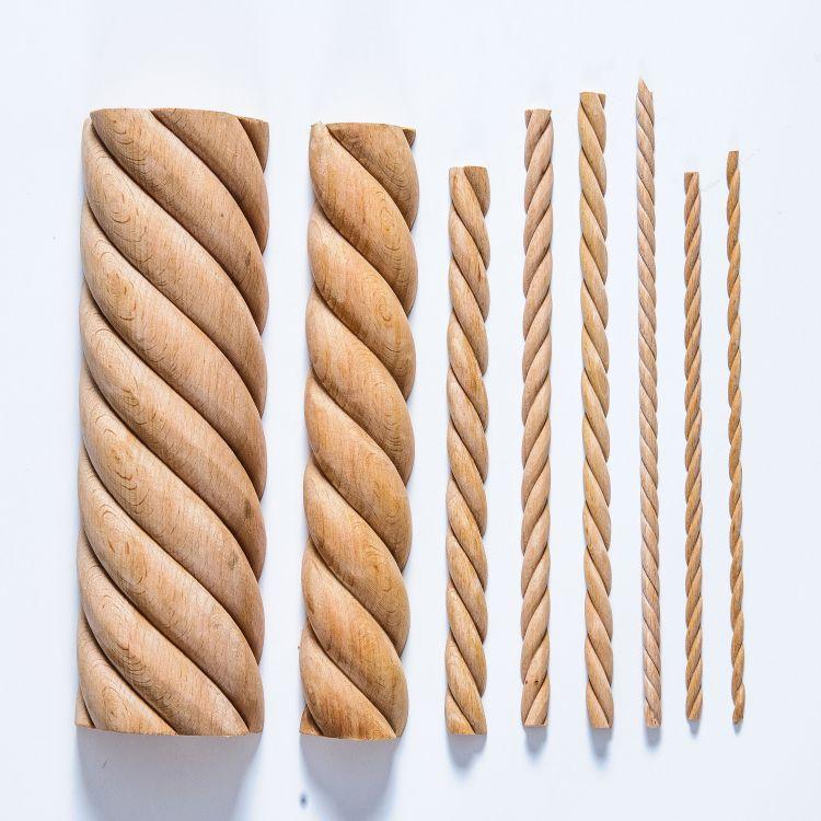 东阳木雕欧式风格实木酒柜家装 墙面装饰装修实木线条批发