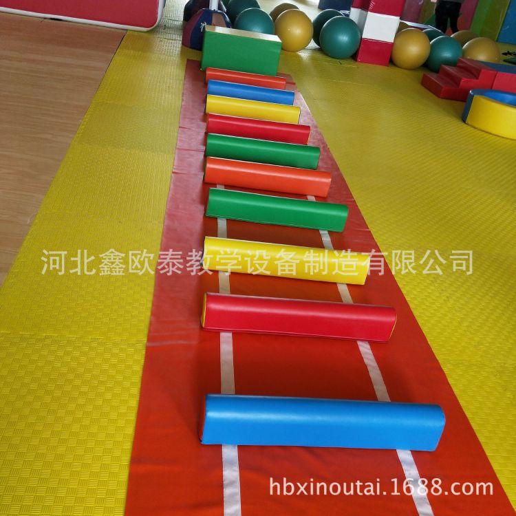 厂家直销儿童异形垫子 儿童软体跑跳组合 颜色尺寸均可定做