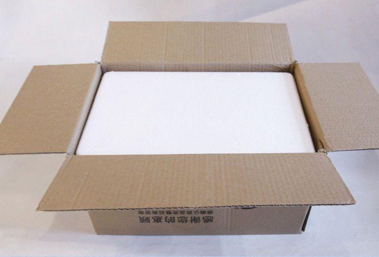 邮政6号食品保温箱 6号泡沫箱 6号邮政泡沫箱 水果箱 食品海鲜箱