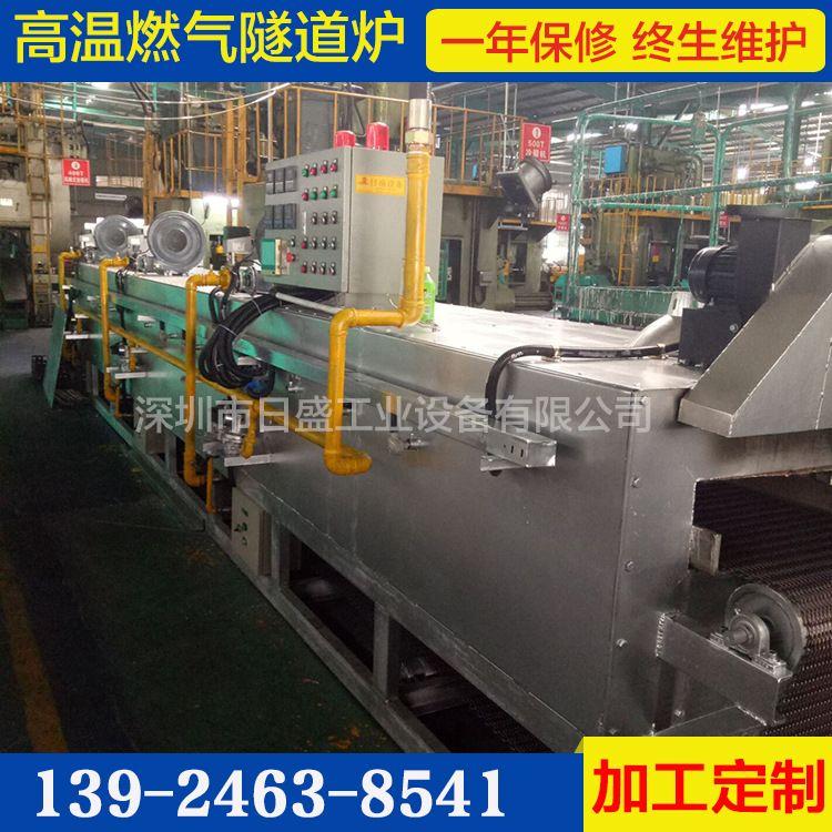 专业非标加工定制隧道工业高温加热设备 高温烘烤隧道工业炉批发