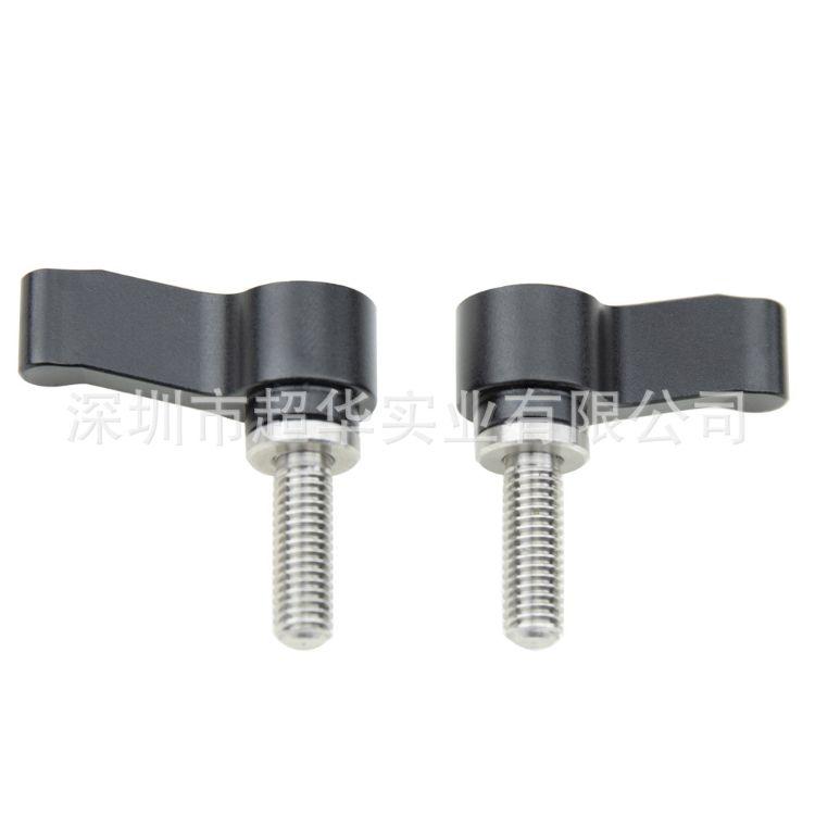 厂家批发摄影器材配件旋钮 铝合金扳手 单反配件螺丝 出口品质