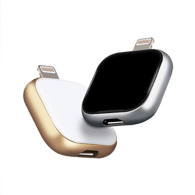 厂家直销 苹果手机U盘 OTG双插头扩容器 iphone扩容u盘平板通用