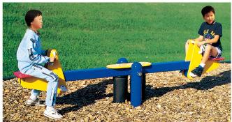 厂家供应儿童跷跷板 小区公园广场健身路径 儿童摇马WB-16113