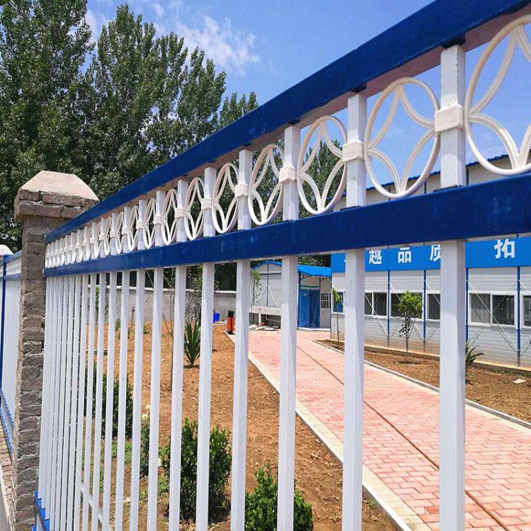 锌钢护栏阳台高层安全防护栏铁艺围栏厂家直销大量现货可订购