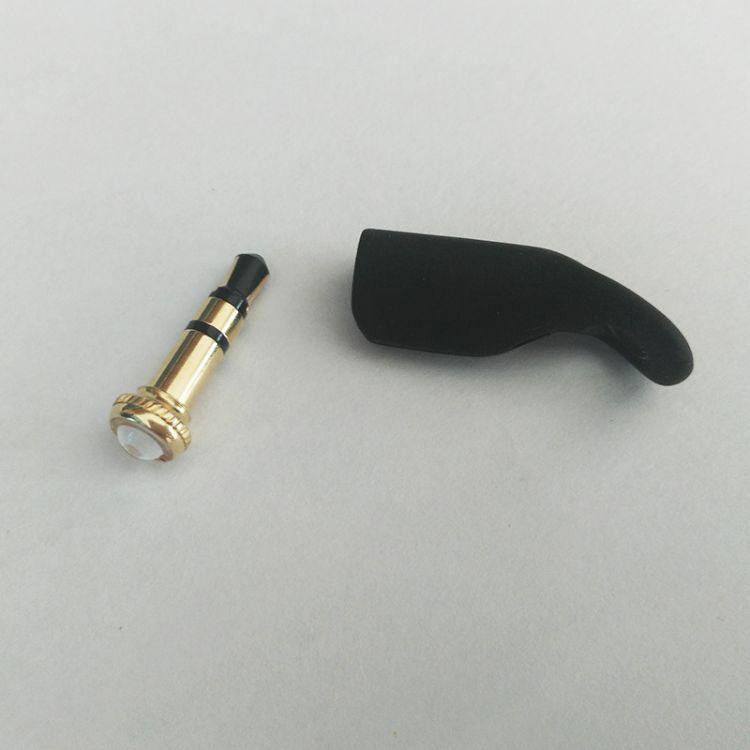 新款升级透镜版手机红外线发射器适用苹果手机专用遥控器一件代发
