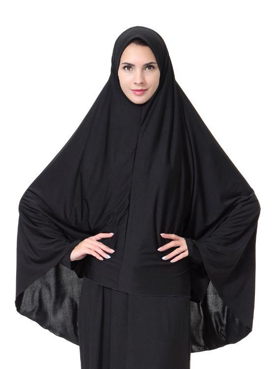 穆斯林阿拉伯女士长盖头,HS109,速卖通EBAY亚马逊热卖