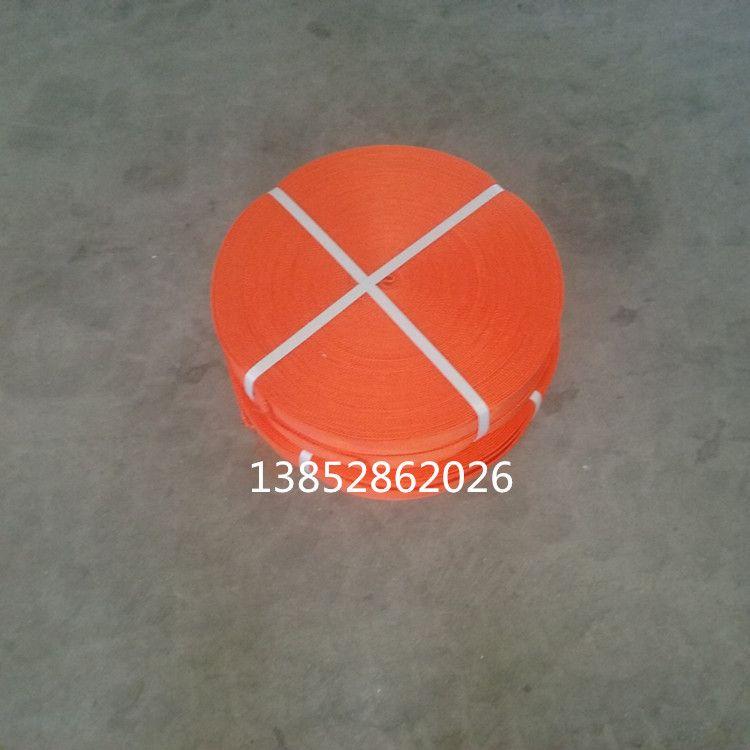 批发供应质优价廉红色丙纶吊装带  汽车捆绑带耐酸洗吊带