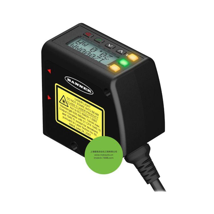 美国邦纳Banner激光测距传感器LTF12UC2LDQP原装正品现货