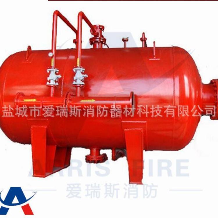 消防压力泡沫罐 PHYM32/20 卧式压力式泡沫比例混合装置