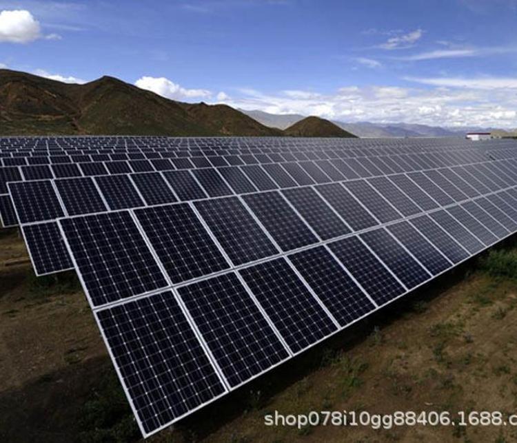 苏州回收太阳能电池板 光伏组件 降级电池板回收