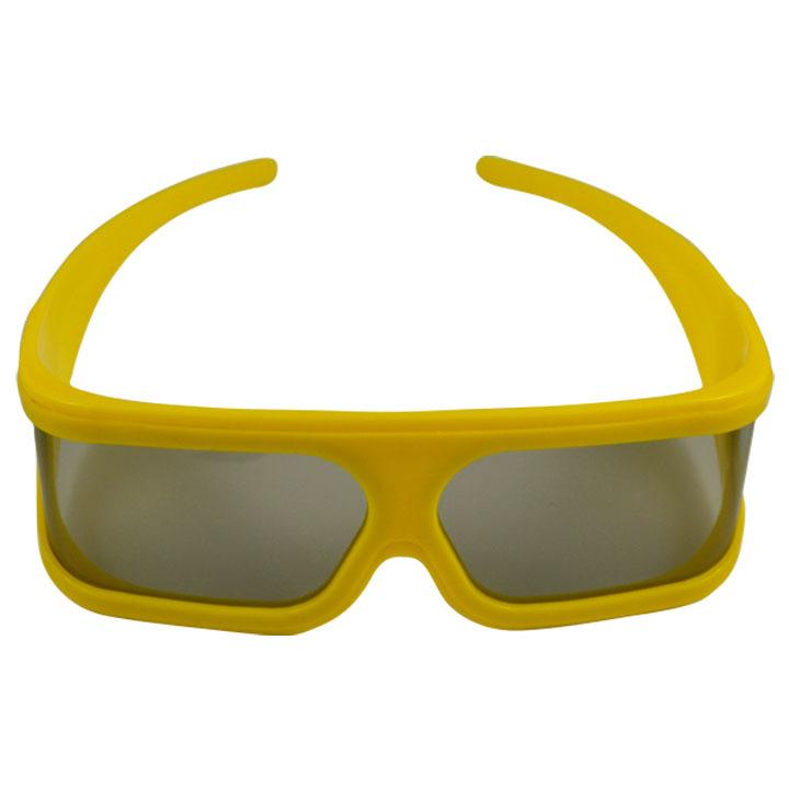 3d眼镜被动式圆偏光3d立体影院眼镜 厂家直销
