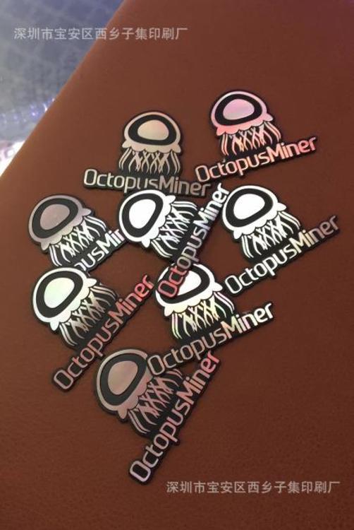 厂家直销电铸超薄金属标贴 logo镍片 超薄金属贴 分体金属标3M胶