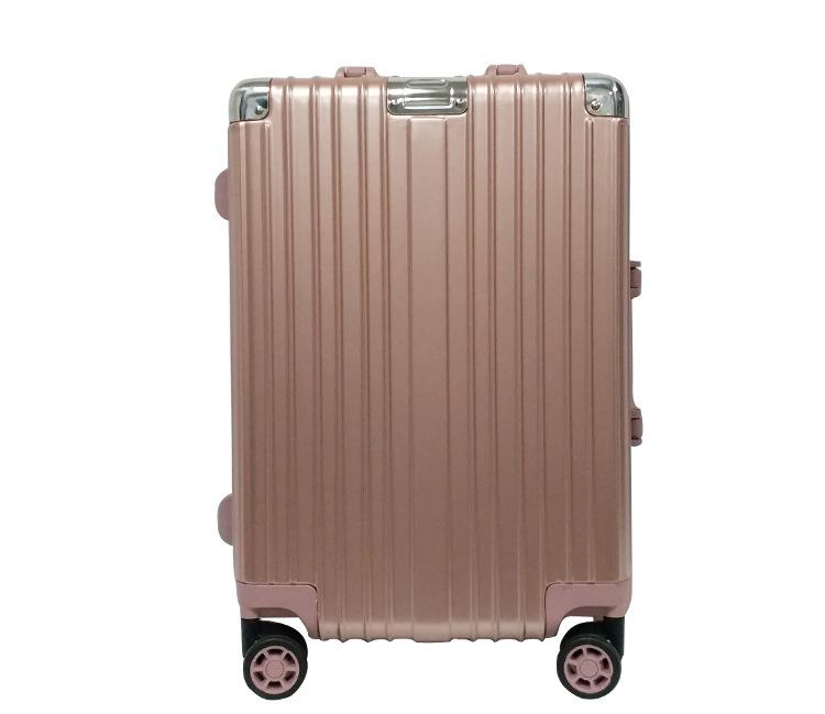 厂家直销 合金拉杆行李箱万向轮密码锁商务箱 商务馈赠旅行箱