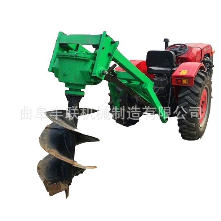 大棚挖坑打洞机 地钻种树专用挖坑机 植树挖坑机