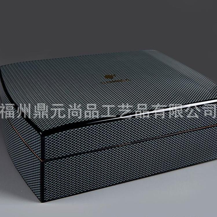雪茄盒COHIBA高希霸碳纤维雪茄保湿盒雪松木雪茄柜