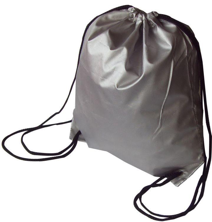定制210D涤纶束口袋 环保背袋 抽绳袋牛津布防水wa双肩背包袋