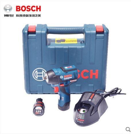 博世电动扳手 12V锂电无刷 冲击扳手机 GDS12V-EC 博世电动工具