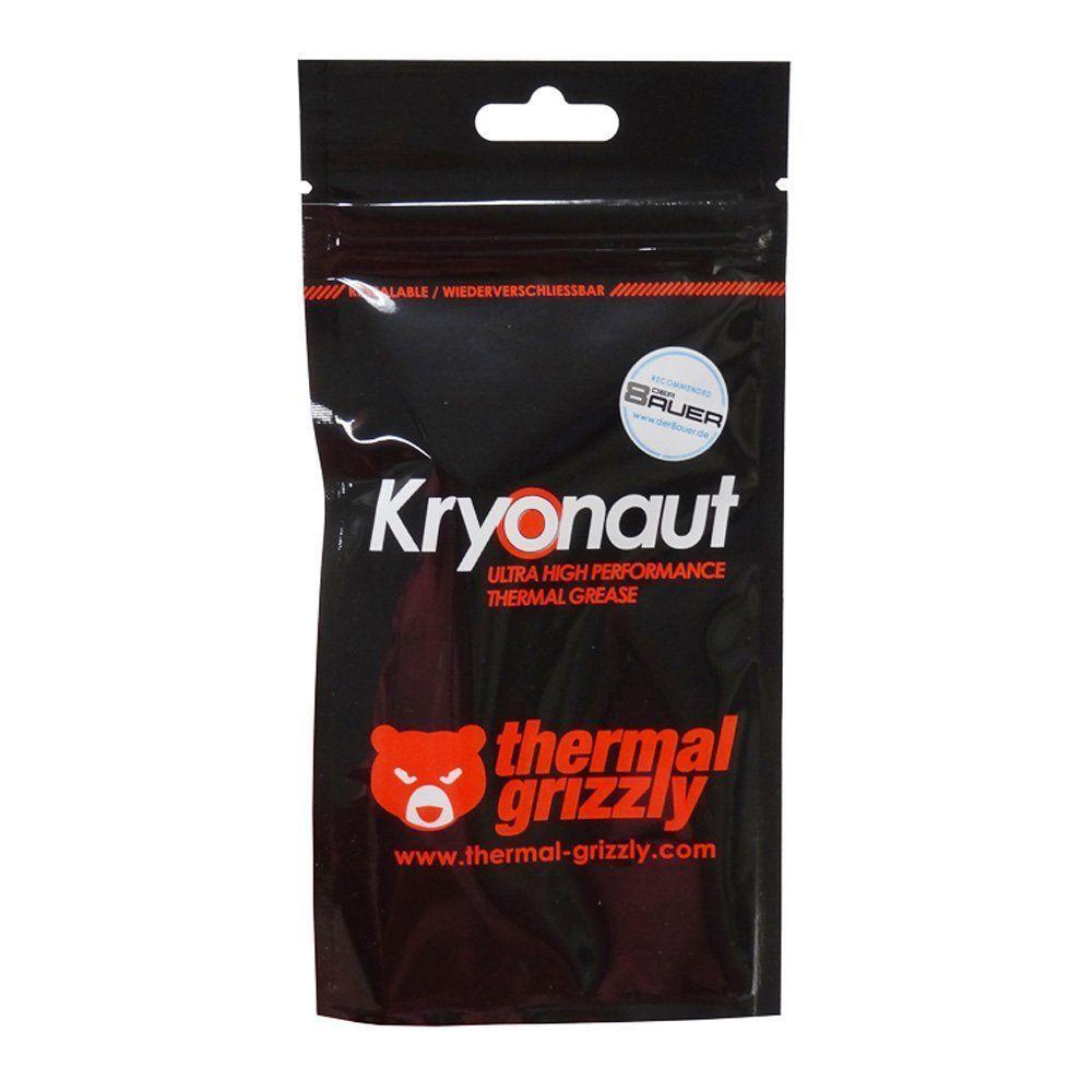 德国进口Thermal Grizzly Kryonaut 暴力熊热灰熊CPU硅脂散热硅胶