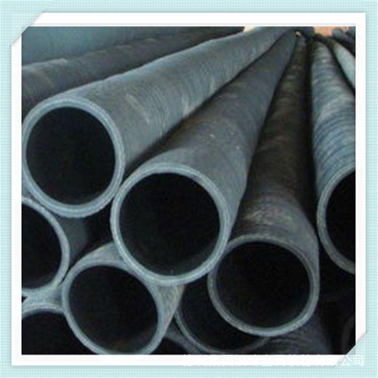 高耐磨夹布喷砂胶管-抽沙胶管-排沙胶管-吸沙胶管德利