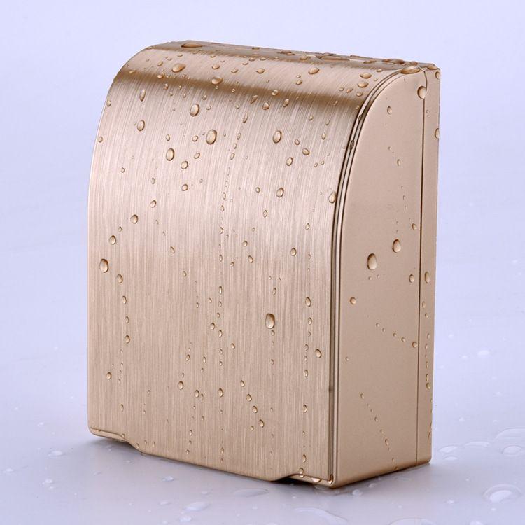 国际电工开关插座防水盒防溅盒批发86型厕所洗手间保护盖浴室电源