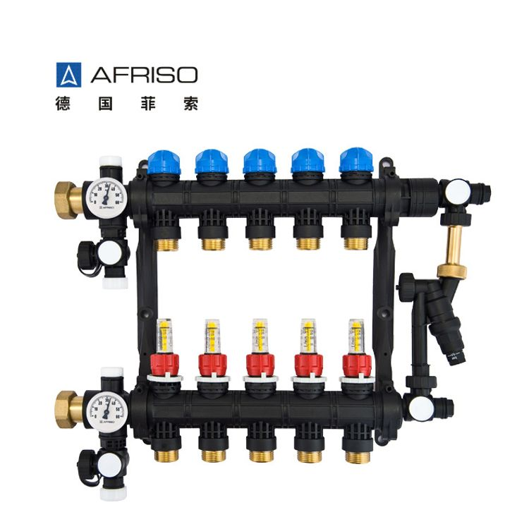 AFRISO德国菲索分水器EF25  FM