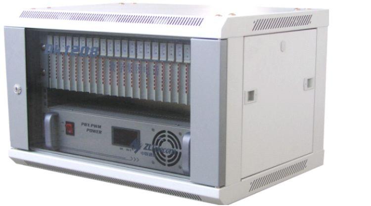 提供中联数字程控交换机DK1208-M152  数字集团电话