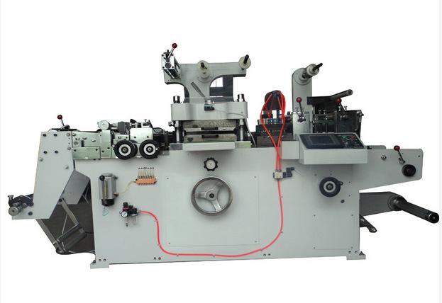 供应 XF-TD320全自动平压平模切机 分切机 浙江