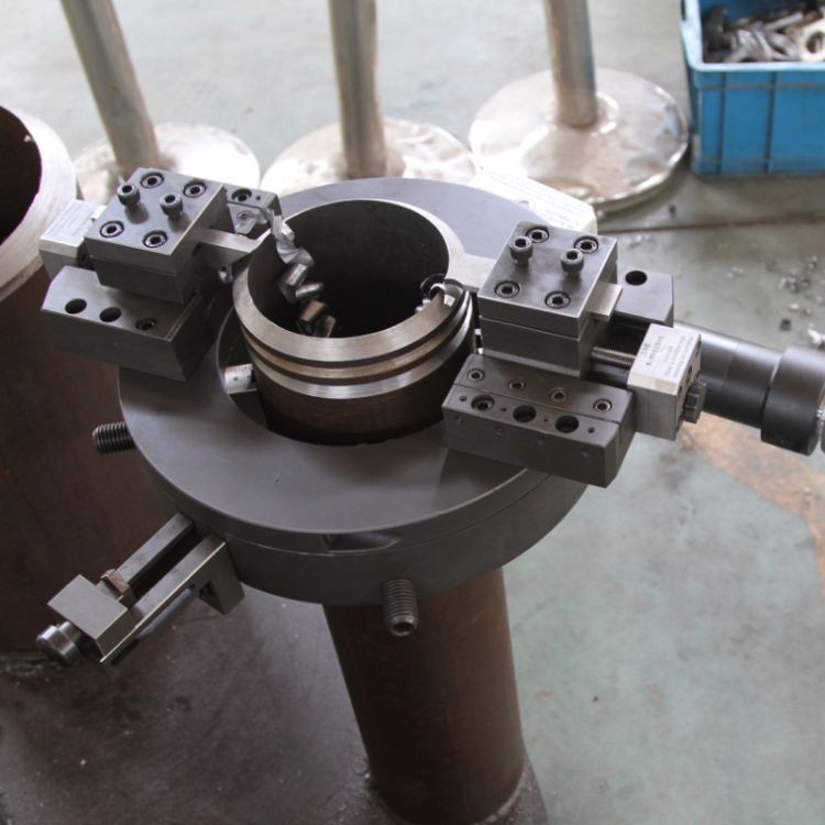 上海正特ISD-219外部安装式电动切割坡口机电动倒角机直销CE认证