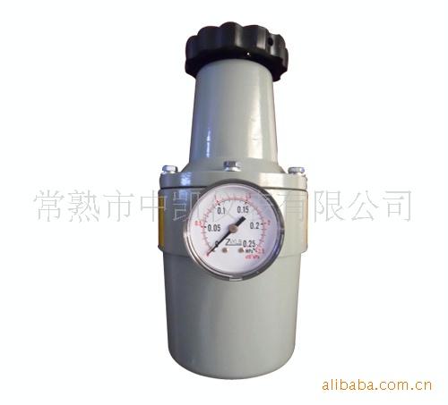厂家供应 QFH-213大功率空气过滤减压器 江苏不锈钢工业减压器