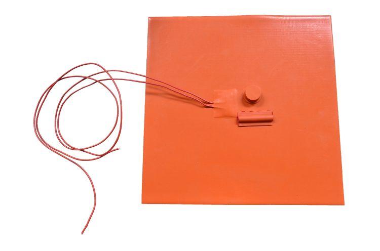 硅胶加热板  厂家直接供货 硅胶电加热板