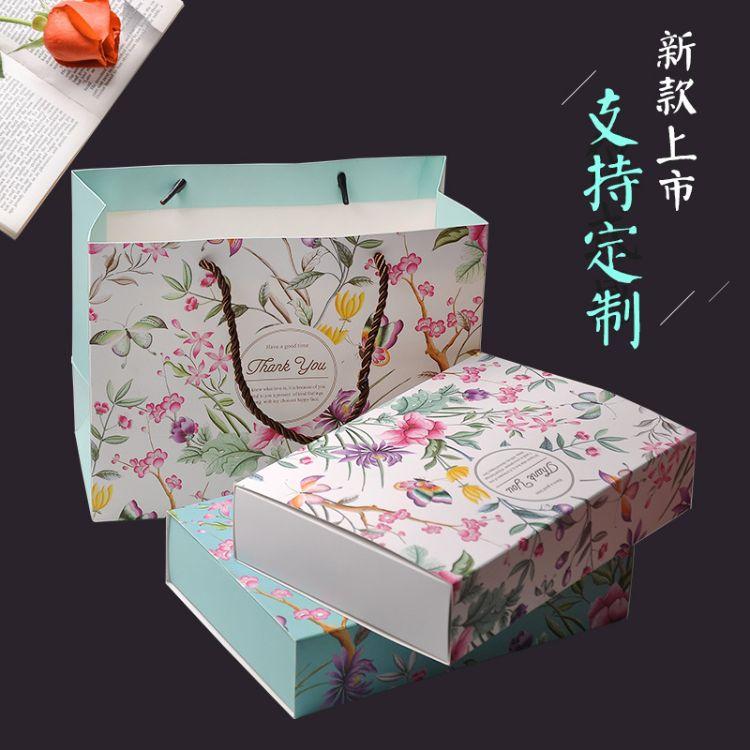 婚庆喜糖包装盒礼品盒果茶烘焙牛轧糖伴手礼盒蛋黄酥包装盒子定做