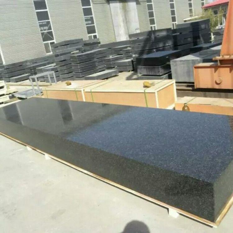 1米2米3米4米大理石平板现货直销 大理石工作台 花岗石平台规格全