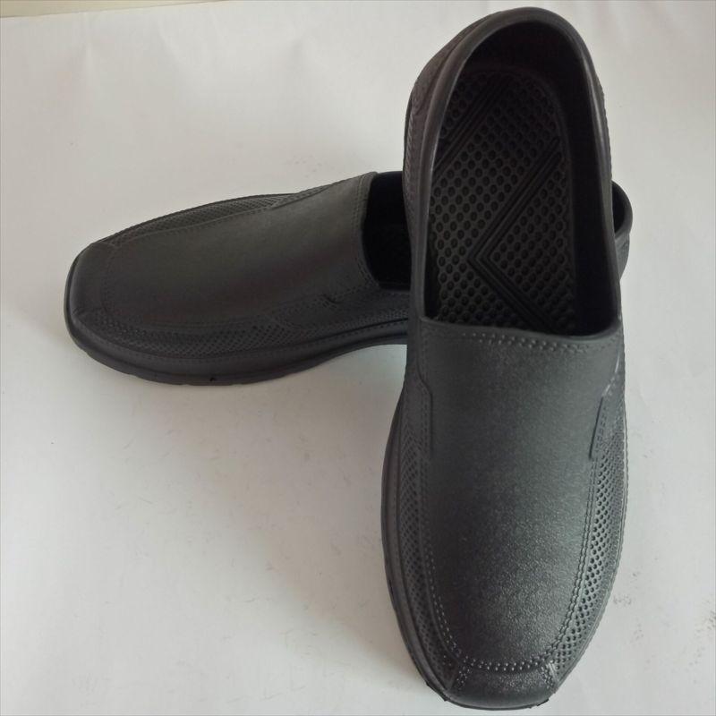 EVA食品鞋 泡沫靴低帮男女卫生靴厨师工作鞋耐磨防滑轻便型劳保鞋