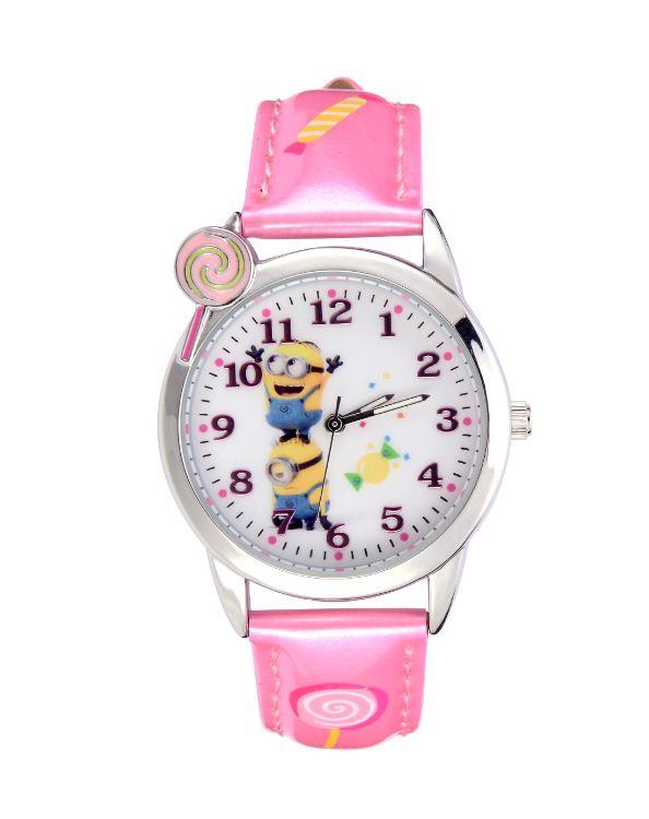 正品小黄人专业儿童时尚可爱款男生女生通用手表