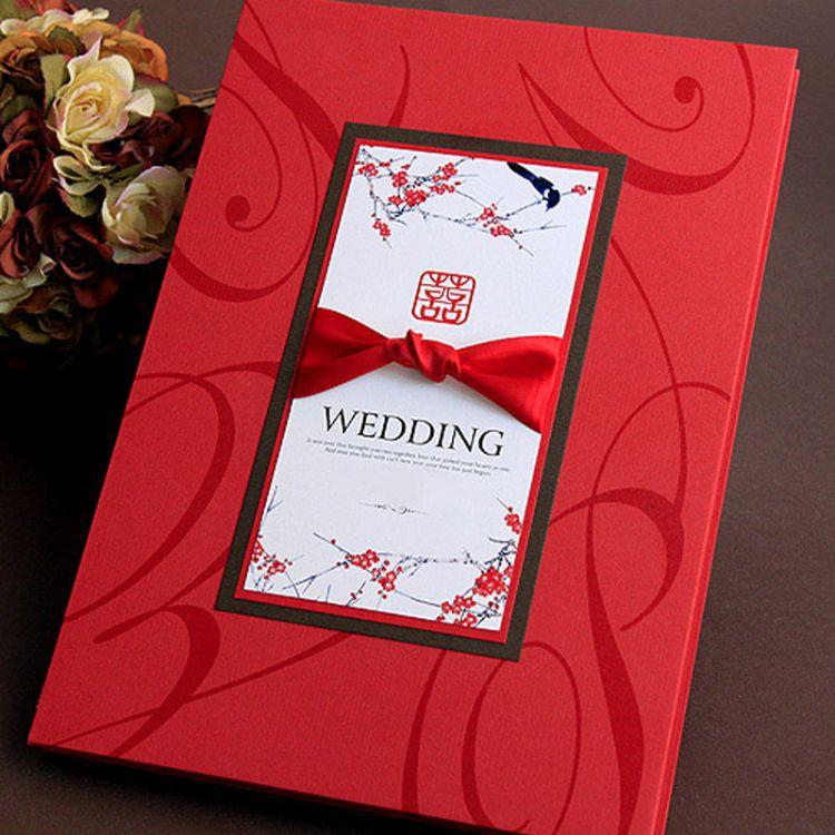 婚礼签到本婚宴宾客嘉宾题名薄报喜鸟签名册结婚婚庆用品批发