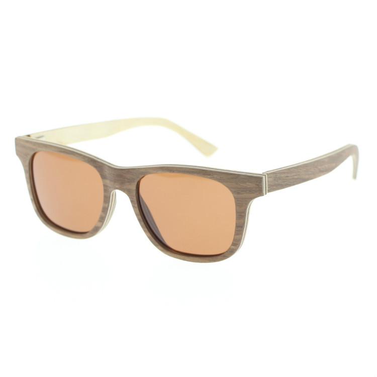 新款竹木眼镜 男女太阳镜 时尚环保竹木太阳镜多色可选