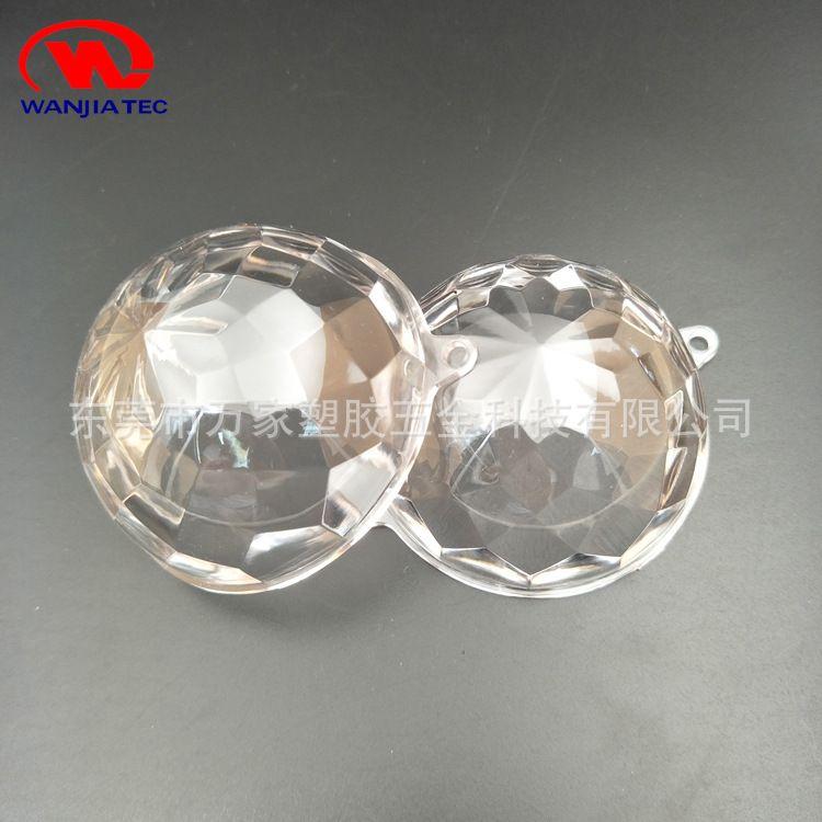 LED半球透明灯罩 厂家生产定制PC灯盖 LED优质配件