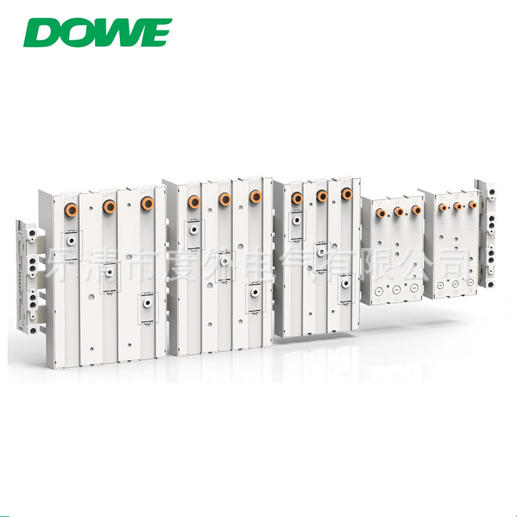 DOWE 度外电气 厂家供应 母线转换器60mm 母线系统接线附件