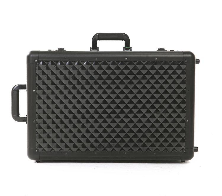 厂家供应拉杆行李箱 收纳箱 旅行箱 铝箱定做 铝制旅行箱