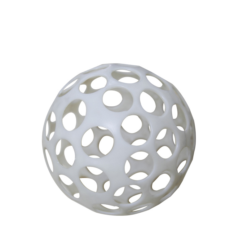 【卓亚环保】厂家供应 阻力小微涡流絮凝球 微涡絮凝球 优质沉淀池絮凝球 ABS絮凝反应球