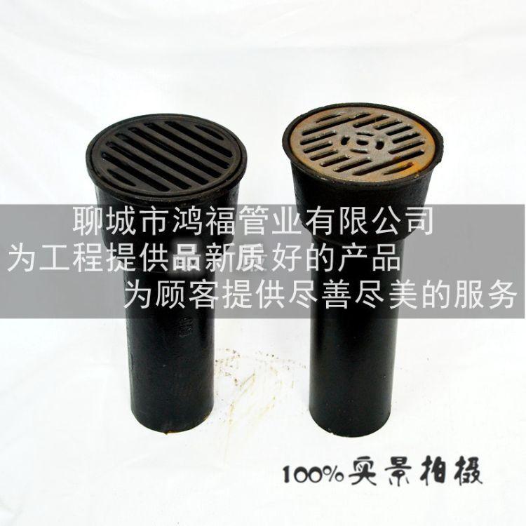 DN150铸铁地漏价格-网框地漏销售-鸿福管业