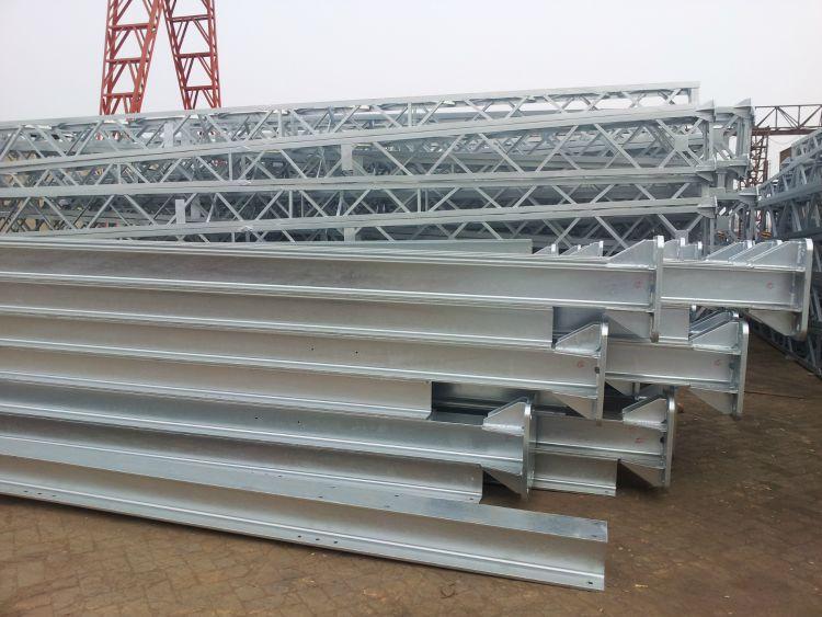 现货供应高铁电气化接触网H型钢柱  全国发货 支付宝担保交易
